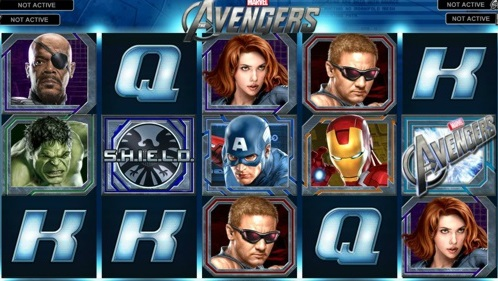 A Quick Look at Avengers Slot Online for Players