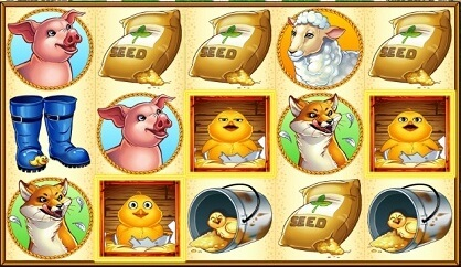 Introducing You about Hen House Online Casino Slot