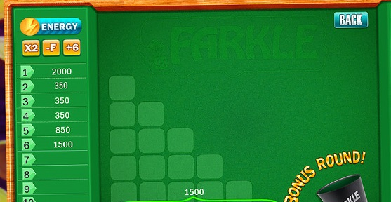 iPad Farkle Casino Gaming in Detail for You