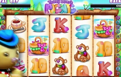 Teddy Bears Picnic Slot Review Online