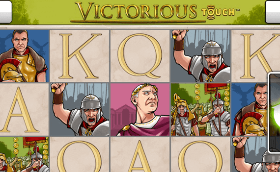 Victorious Touch Slot in Review for Mobile Casino Players